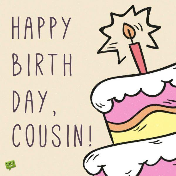 Cousin Birthday Quotes | Birthday Quotes Happy Birthday Cousin Askbirthday Com You