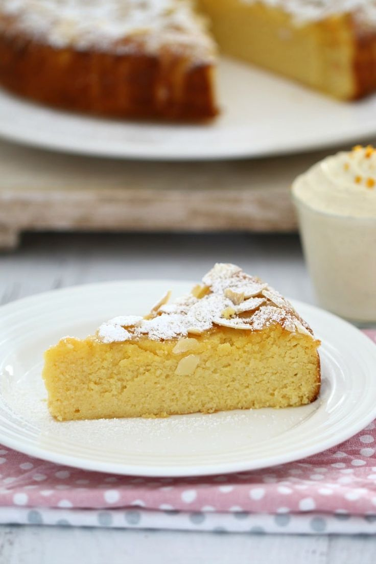 Gluten Free Orange Almond Meal Cake
