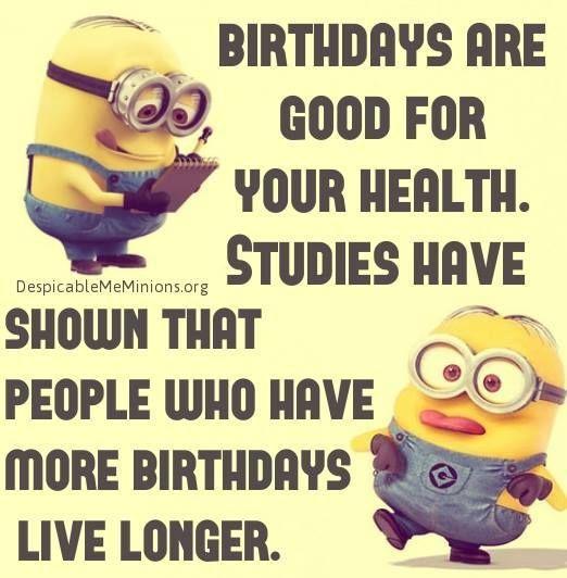 Birthday Quotes : 25 Funny Humor Birthday Quotes ...