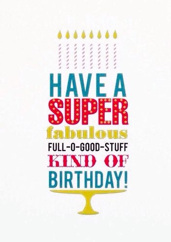 Birthday Quotes : Happy birthday darling friend  Have a super