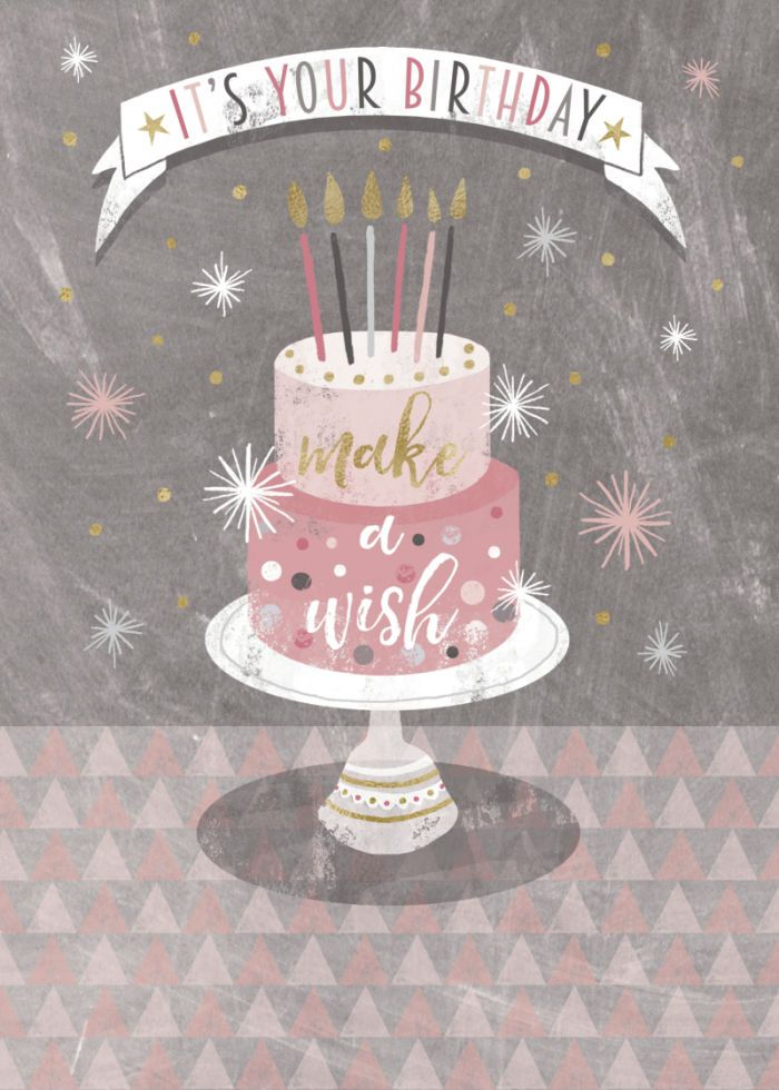 Birthday Quotes Description Claire Mcelfatrick Cake Stand