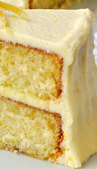 Birthday Cake Lemon Velvet Recipe This Is A