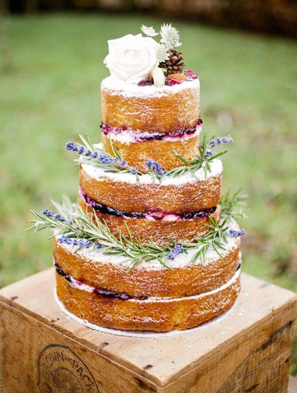 Stupendous Birthday Cake Prettiest Naked Wedding Cakes You Ever Did See Birthday Cards Printable Giouspongecafe Filternl