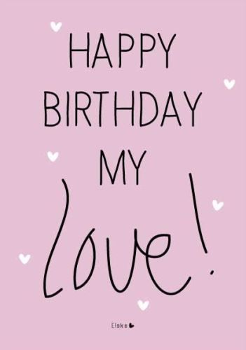 Happy Birthday Wiches Happy Birthday My Love Images Quotes Poems
