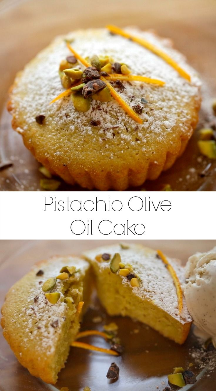How To Make Moist Pistachio Cake