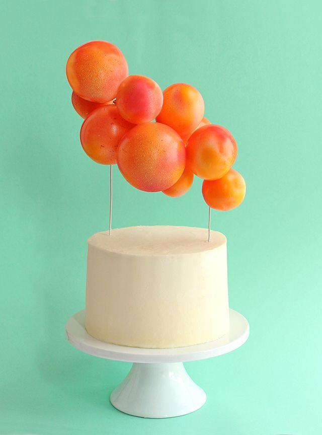 Birthday Decoration Ideas Diy Balloon Topper Askbirthday