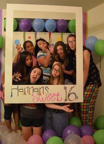 Description Sweet 16 Party