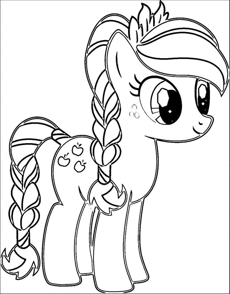Birthday-Decoration-Pony-Cartoon-My-Little-Pony-Coloring ...