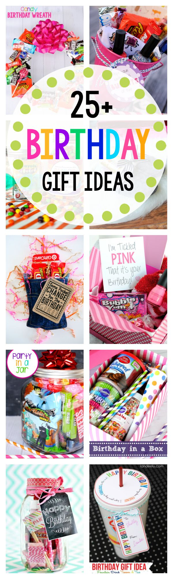 Birthday Gifts Inspiration 25 Amazing Fun Gift Ideas For