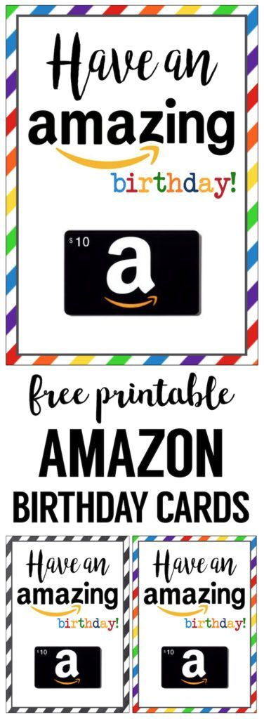 photo relating to Amazon Gift Card Printable titled Cost-free Printable Amazon Present Card - Present Programs