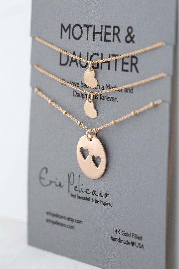 Birthday Gifts Inspiration : Ensembles de bijoux de mère fille ...