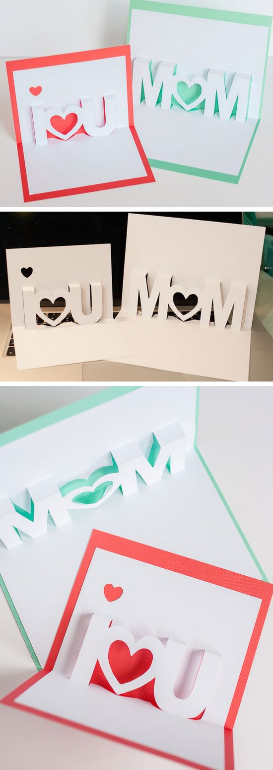 Diy Mom Birthday Card Ideas Design 36 Homemade Mother S Day Gifts