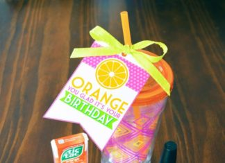 Birthday Gifts Inspiration Orange You Glad Its Your Gift Idea Employee Recognition Motivation