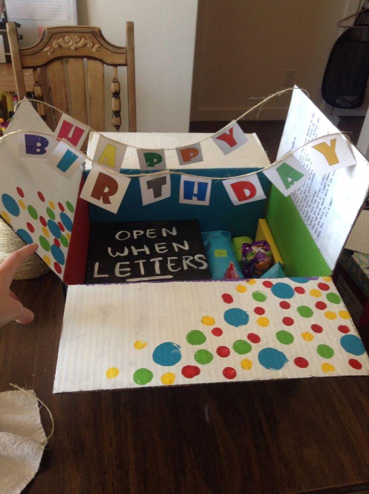 Birthday Gifts Inspiration Ximena