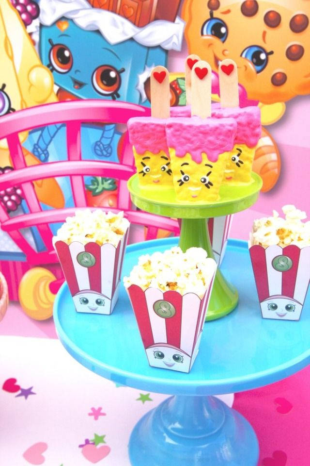 Birthday Party Inspiration For A Little One Obsessed With The