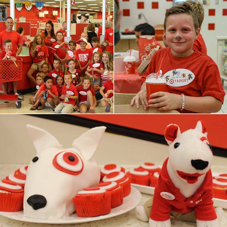 Birthday Party Inspiration What Kid Doesnt Love Target Well