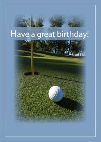 Birthday Quotes Description Happy Golf