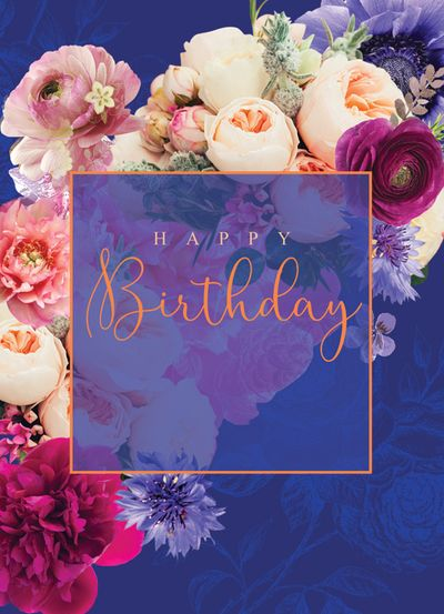 Happy Birthday Wiches Ld1151 Floral Bouquet Blue Moon Jpg