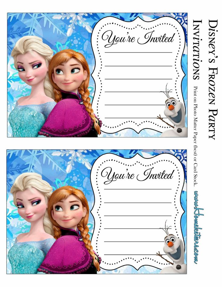 photograph relating to Frozen Free Printable named Birthday-Decoration-Frozen-Social gathering-Free of charge-Printable-Invites