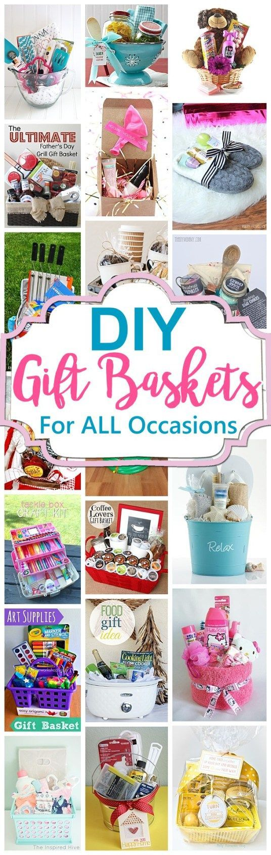 Birthday Gifts Inspiration Do It Yourself Gift Baskets Ideas For