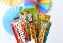 Birthday Gifts Inspiration Easy Gift Idea Candy Bouquet In A Mug Fun Squared