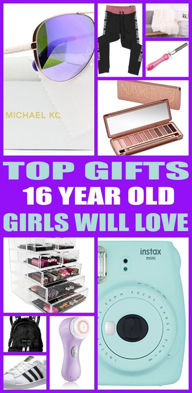 Birthday Gifts Inspiration Find The Best For 16 Year Old Girls Teens Kids Would Love