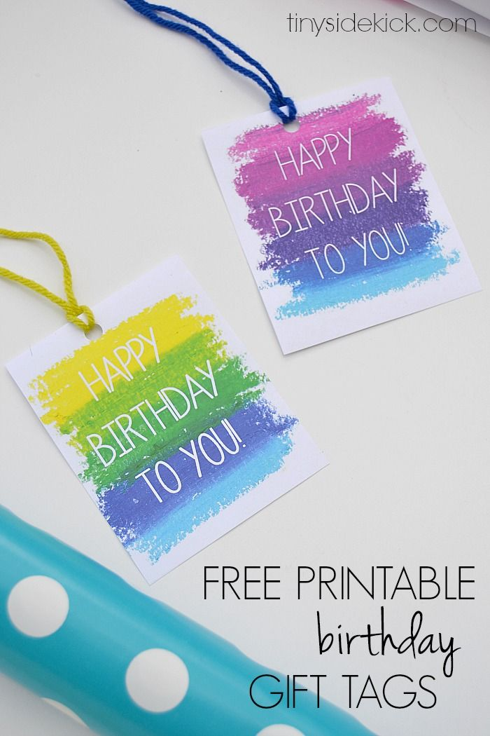 photograph relating to Free Printable Birthday Labels and Tags identify Birthday Items Commitment : Free of charge Printable Birthday Reward