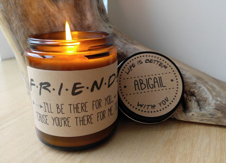 Birthday Gifts Inspiration Friends Candle Gift 9 Oz Hand Poured