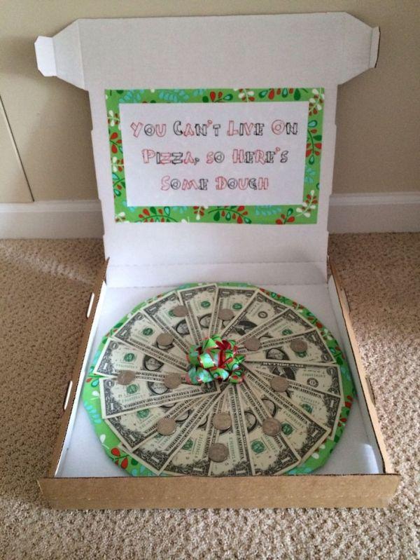 Description Money Gift Ideas Perfect