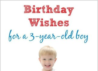 Birthday Party Birthday Wishes For A 3 Year Old Boy Great Idea