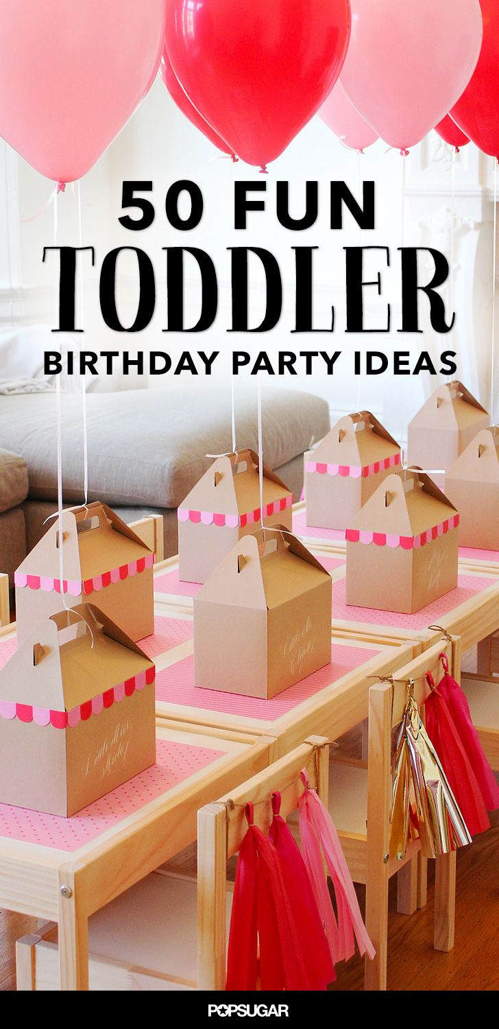Description 50 Birthday Party Ideas