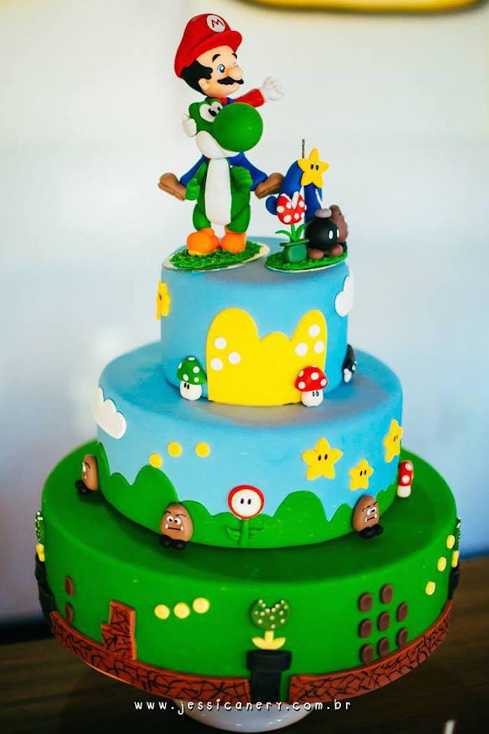 Birthday Party Inspiration From A Fun Cake And Sweets To The