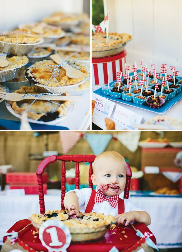 Birthday Party Inspiration Mini Desserts Just Look At That Face