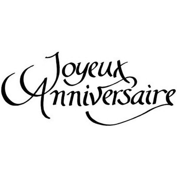 Happy Birthday Wiches écritue Joyeux Anniversaire Askbirthday