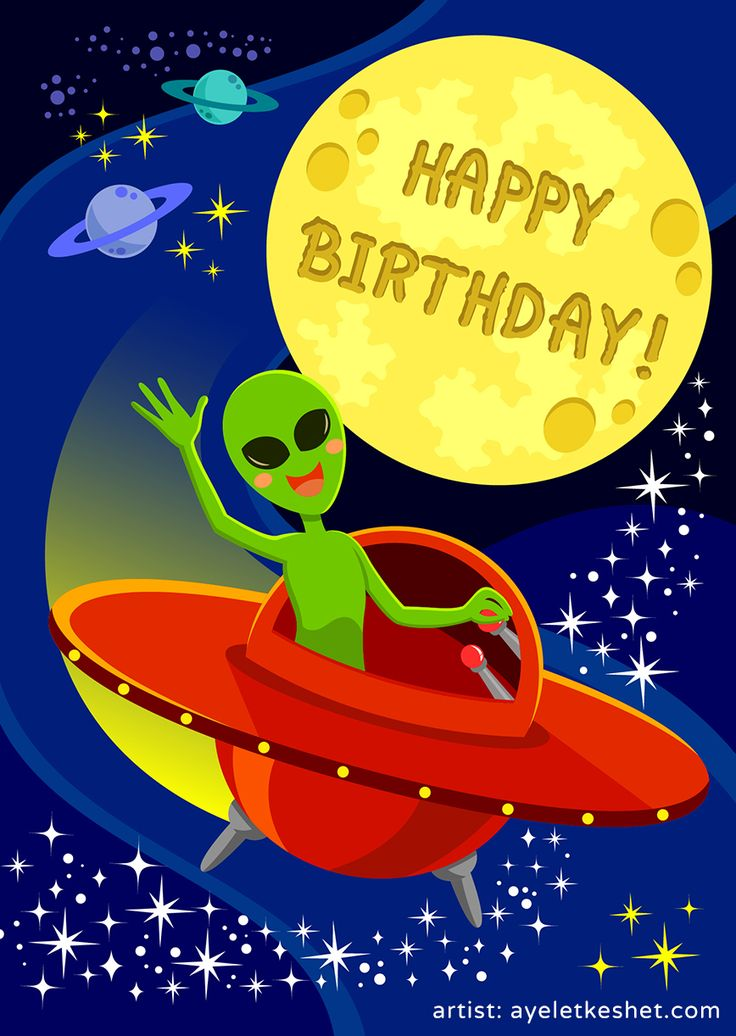 Happy Birthday Wiches Happy Birthday Card For Kids With Cartoon