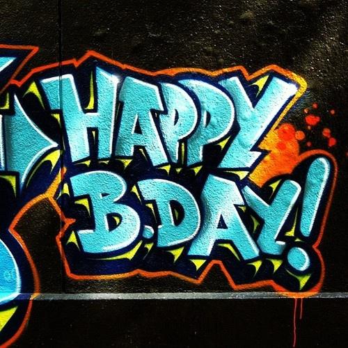 Birthday Quotes : Happy birthday. Joyeux anniversaire ...