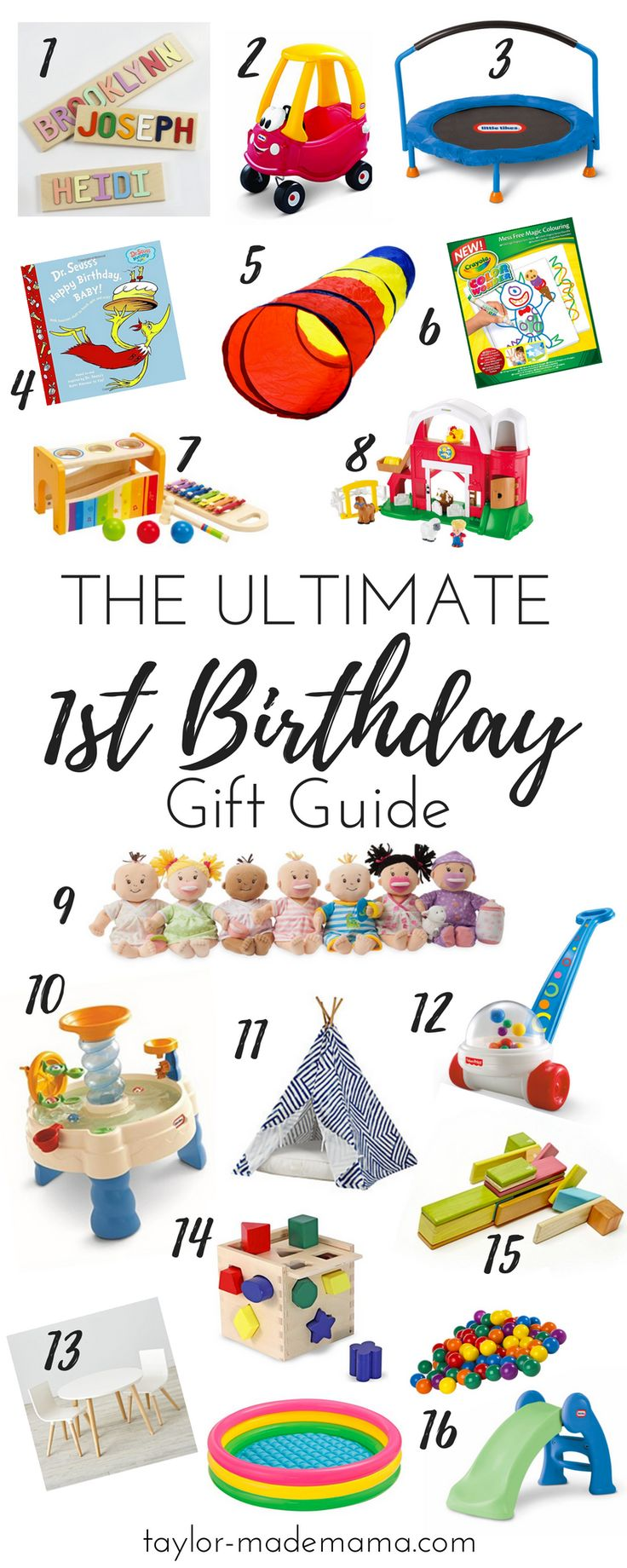Description The Top Toys To For A One Year Old Your Ultimate 1st Birthday Gift