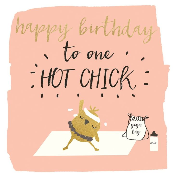 Happy Birthday Wiches To One Hot Chick Askbirthdaycom You