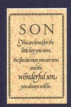 Birthday Quotes : Wonderful son - AskBirthday.com   You ...
