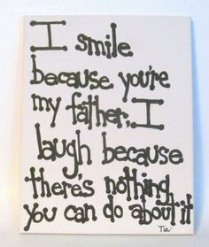 Birthday Gifts Inspiration Father Daughter Quotes On Pinterest And Funny Dad
