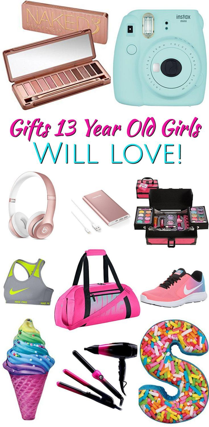 Birthday Gifts Inspiration 13 Year Old Girls Get The Best Gift Ideas For A Girl Perfec