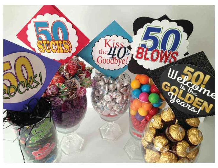 Birthday Gifts Inspiration Very Clever Centerpiece Ideas For