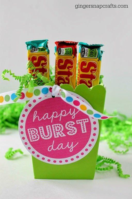 Birthday Gifts Inspiration Happy Burst Day Starburst Shop