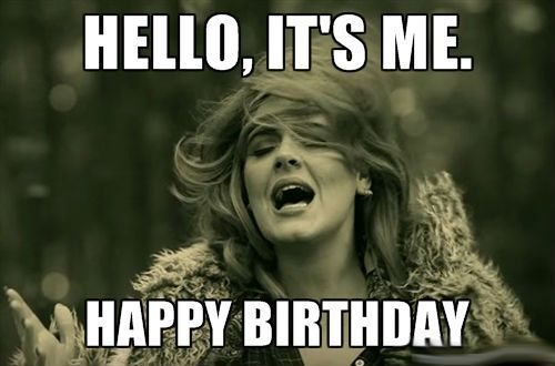 Happy Birthday Brother : 20 Happy Birthday Memes For Your