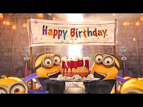 Funny Happy Birthday Pictures Minions