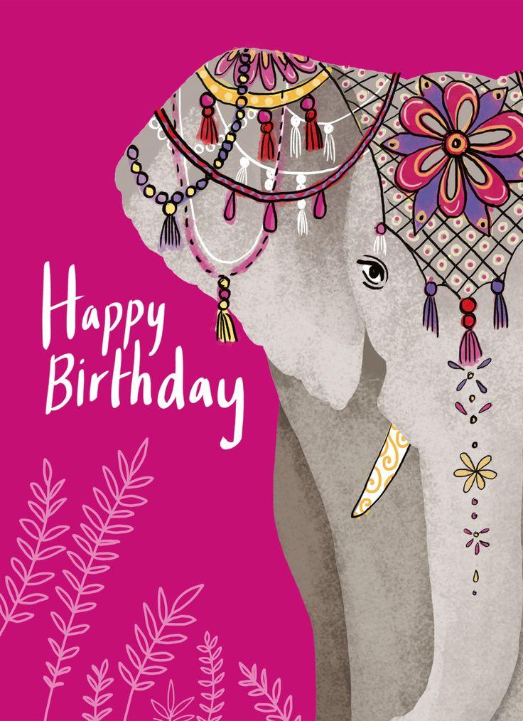 Zeer Happy Birthday Wiches : Kaarten - verjaardag vrouw - classics v @TD07