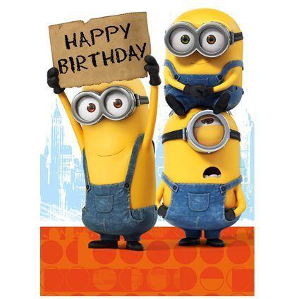 Image Minion Anniversaire.Happy Birthday Wiches Minions Joyeux Anniversaire