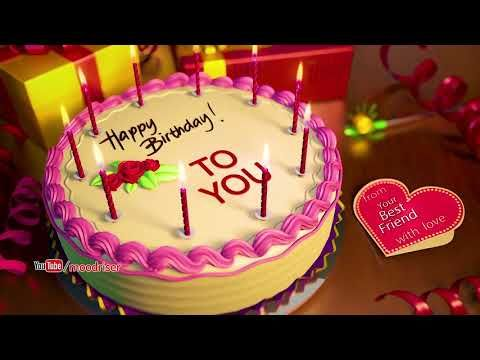 Happy Birthday Wiches : Magical Happy Birthday Animation Song 2 (Old