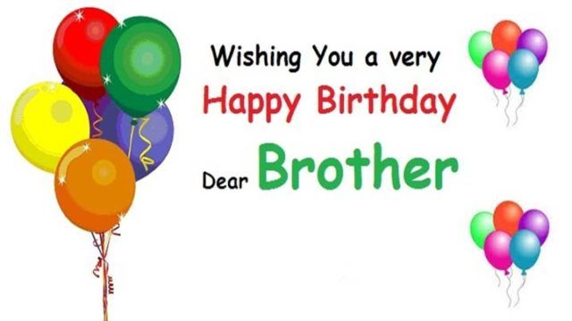 Happy Birthday Brother Funny Wishes For