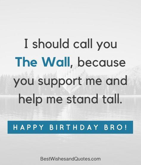 Description Happy Birthday Brother Funny Quotes